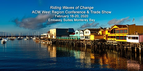 2020 ACM West Region Conference & Trade Show tickets