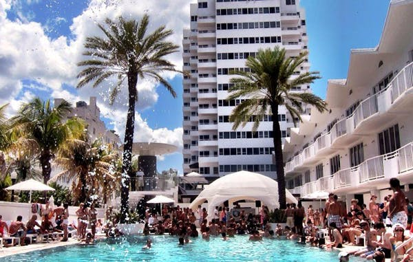 HIP HIP POOL PARTY MIAMI BEACH