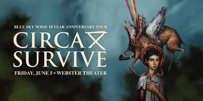 Circa Survive: Blue Sky Noise 10 Anniversary Tour