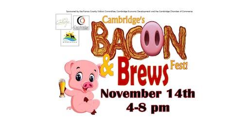 Cambridge's BACON & BREWS FEST