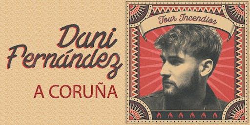 DANI FERNÁNDEZ en concierto | A Coruña