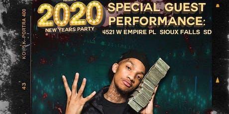 BENNYBANDZ 2020  NEW YEARS PARTY +  STUNNA 4 VEGAS tickets