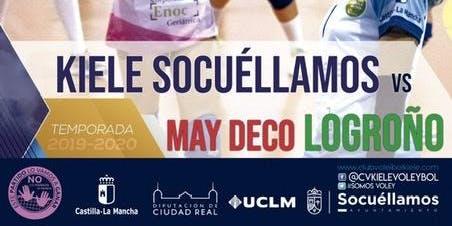 J03 Liga Iberdrola Voleibol Femenino: CV Kiele vs May Deco Logroño
