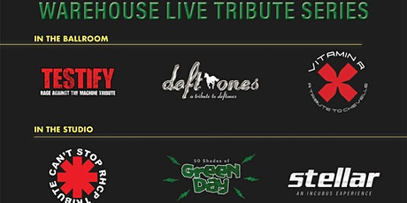TESTIFY: RAGE AGAINST THE MACHINE TRIBUTE, DEFT ONES (TRIBUTE TO DEFTONES) tickets