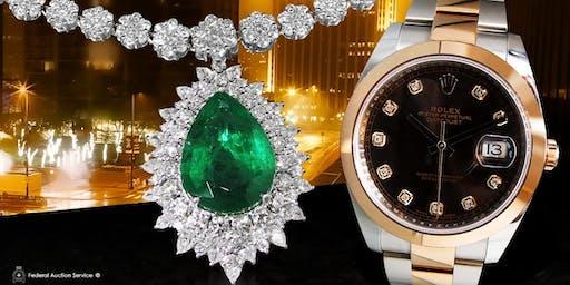 Toronto North 10.27.2019 1pm- Fine Jewellery & Swiss Watch Live Auction
