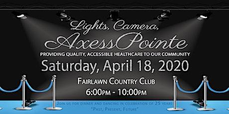 Lights, Camera, AxessPointe!  tickets