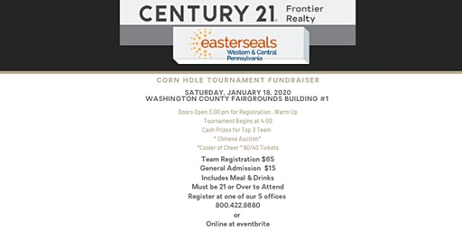 C21 / Easterseals Corn Hole Tournament
