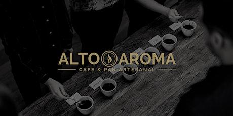 Coffee Tasting y Experiencia Alto Aroma® entradas
