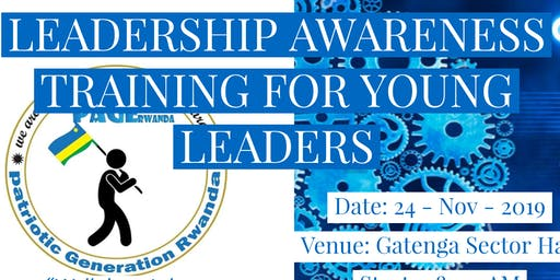 Leadership Awareness Training for Young Leaders