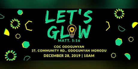Let's Glow 2019 tickets