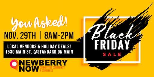 Black Friday in Newberry