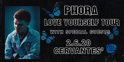 Phora - Love Yourself Tour