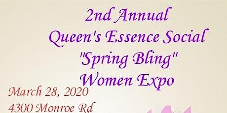 Queen's Essence Social Women's Expo tickets