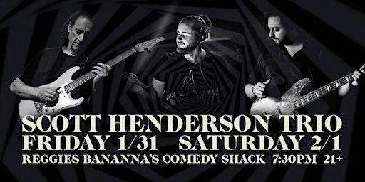 Scott Henderson Trio Night One