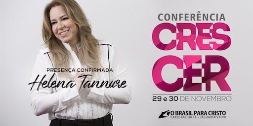 CONFERÊNCIA CRESCER 2019