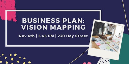 Business Plan Essentials: Vision Mapping