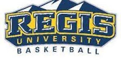 Regis University Men's Basketball vs Colorado School of Mines