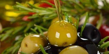 Olive Oil, Cheese & Wine Pairing