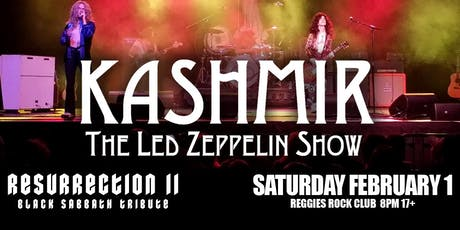 Kashmir - Chicago's Led Zeppelin Show tickets