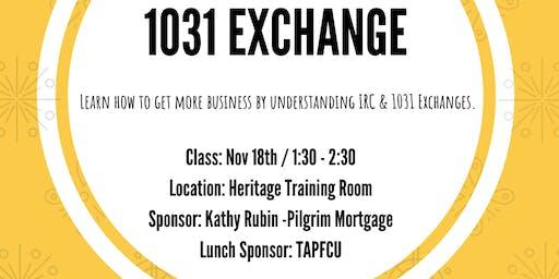 1031 Exchange!