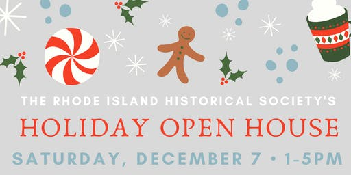 RIHS Holiday Open House and Santa's Workshop