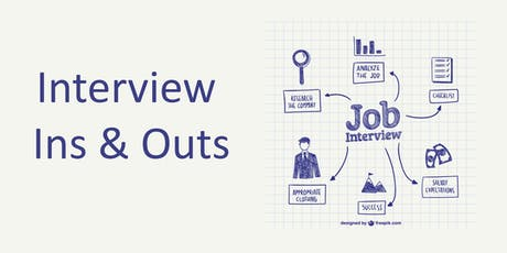 Interview Ins & Outs (Downtown) tickets