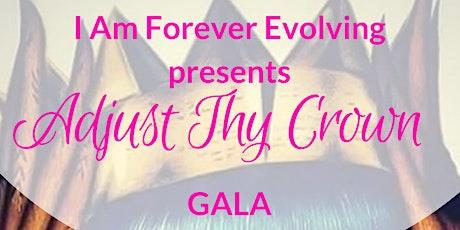 Adjust Thy Crown Gala tickets