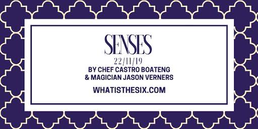 SENSES - THEATRE DINNER