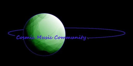 COSMIC MUSIC ON THE PLANET IN DETROIT SERIES 2019
