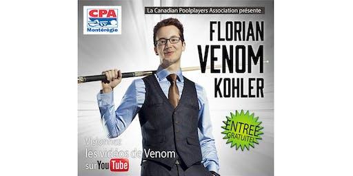 Spectacle de Florian Venom Kohler