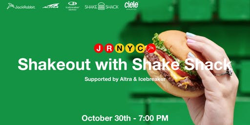 Shake it Out with Shake Shack