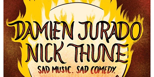 Damien Jurado & Nick Thune – Sad Music, Sad Comedy