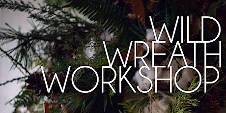 Wild Wreath Workshop tickets