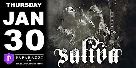 SALIVA w/ KRUNCH! LIVE at Paparazzi OBX! tickets