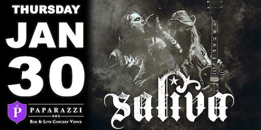 SALIVA w/ KRUNCH! LIVE at Paparazzi OBX!