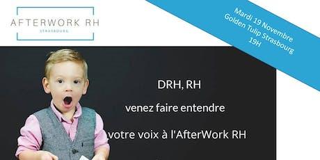 L'AfterWork RH à Strasbourg - Novembre 2019 billets