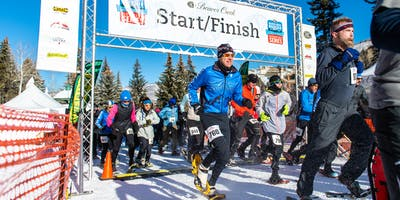 2020 Beaver Creek Snowshoe Race Series