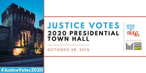 Justice Votes 2020 Watch Party