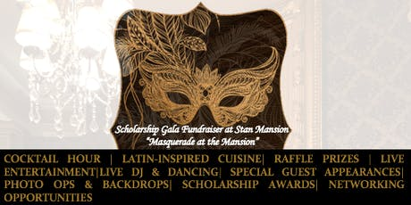 "SHPE-Chicago's ""Masquerade at the Mansion"" A Scholarship Gala Fundraiser tickets"