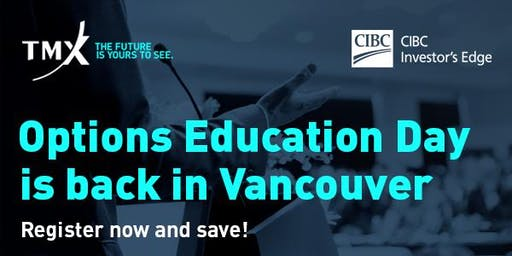 Options Education Day in Vancouver