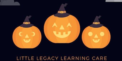 Little Legacy Learning Care Halloween Skating Fundraiser