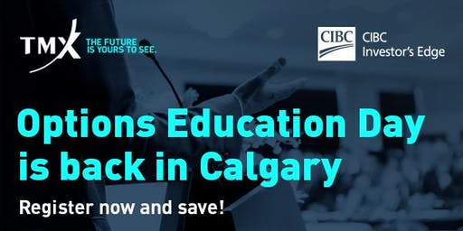Options Education Day in Calgary