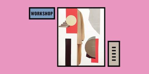 Collage Workshop with Anna Martinez