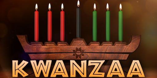 Week long Kwanzaa Celebration