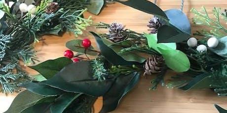 Crafty Mama Bears Club - Christmas Wreath Workshop for Mums tickets