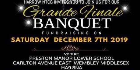 Grand Finale Banquet Fundraising Dinner & Dance tickets