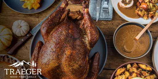 Taste of Traeger Holiday Cooking Class - November 14th, 2019