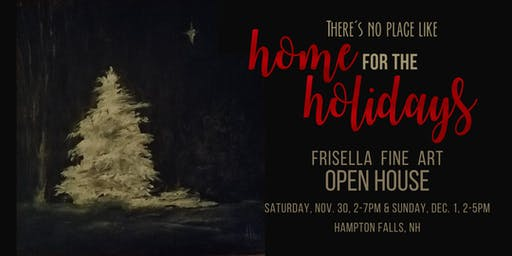 Home for the Holidays: Opening Reception at Frisella Fine Art
