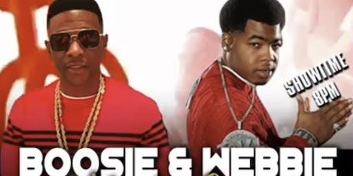 Boosie & Webbie Concert