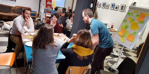 Atelier de co-création | Forum citoyen sur le vélo | Montréal